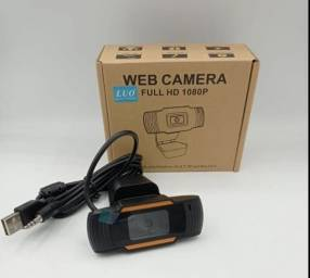 WEBCAM FULL HD 1080