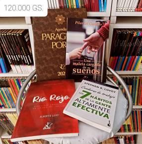 Promo de libros empresarial