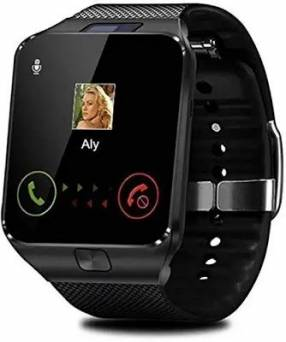 Smartwatch DZ09 negro