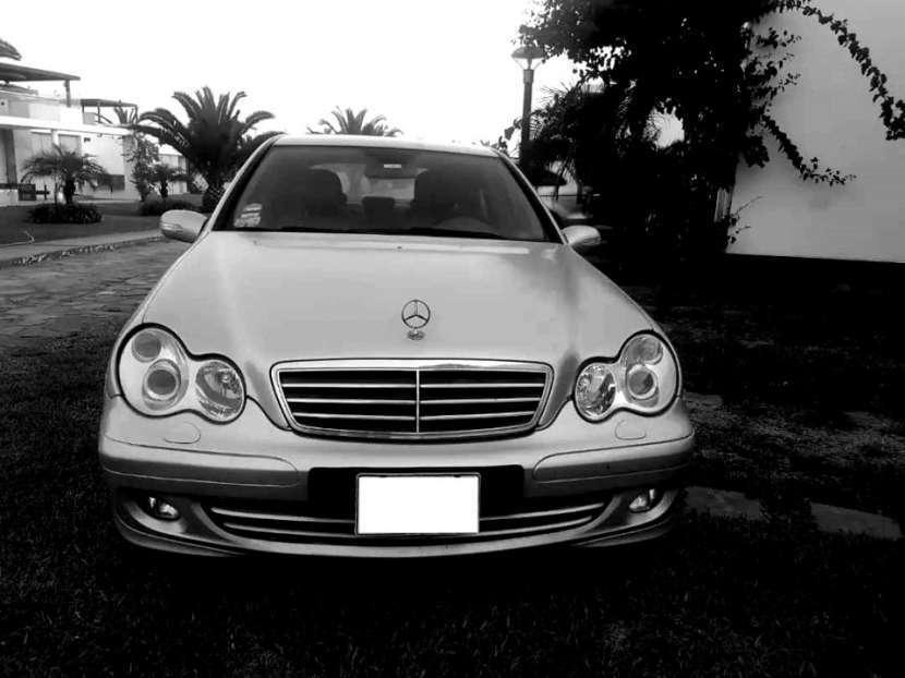Mercedes Benz C220 CDI motor 2.2 diésel mecánico - 4
