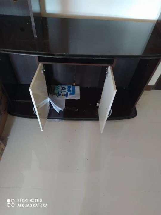 Mueble para sala para tv tipo rack estante - 2