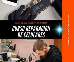 Aprende a Reparar Celulares desde Cero