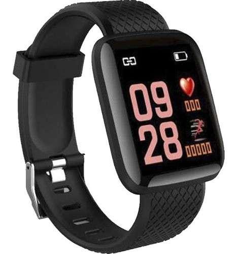 Smartwatch 116 Plus negro
