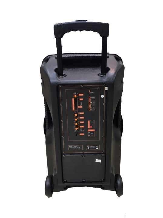 Speaker FH 15 pulgadas 400w con micrófono bluetooth - 1