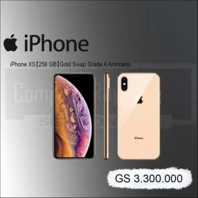 Apple iPhone XS 256gb Gold Swap grade A americano