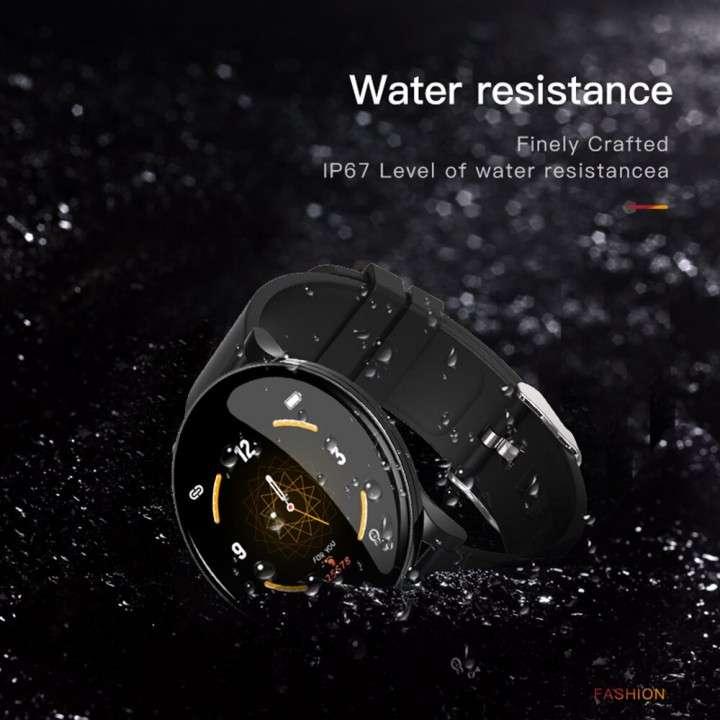 Smartwatch W8 negro - 1
