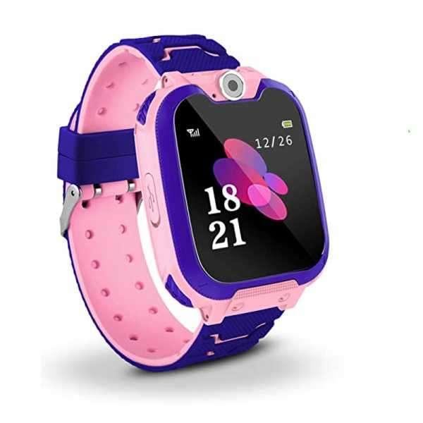 Reloj Inteligente para niños rosa - 0