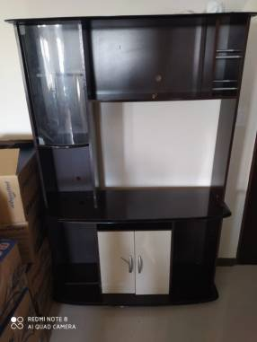 Mueble para sala para tv tipo rack estante