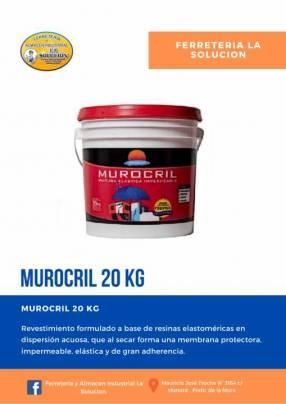 Murocril 20 Kg