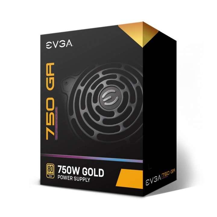 Fuente EVGA 750W Supernova GA 80Plus Gold 220-GA-0750-X1 - 7
