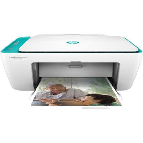 Impresora multifuncional HP Deskjet Ink Advantage 2675 todo en uno - 0