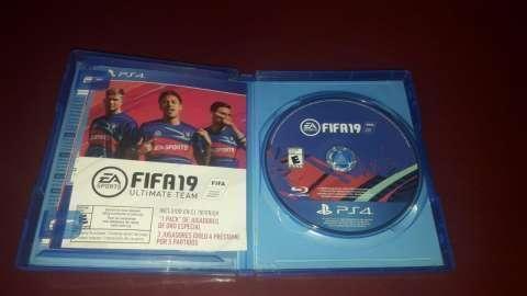 FIFA 19 para PS4 - 1
