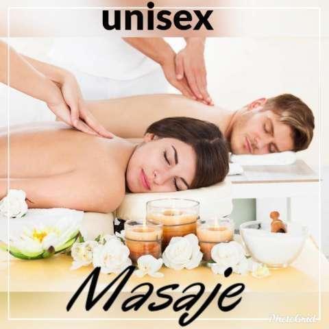 Masaje unisex por fisioterapeuta - 0