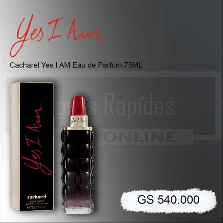 Cacharel Yes I AM Eau de Parfum 75ml - 0