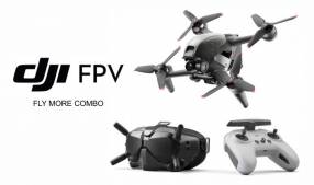 Drone DJI FPV Fly More Combo