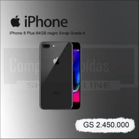 iPhone 8 Plus 64gb negro Swap grade A