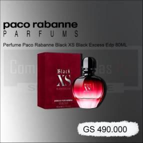 Perfume Paco Rabanne Black XS Black Excess Edp 80ml