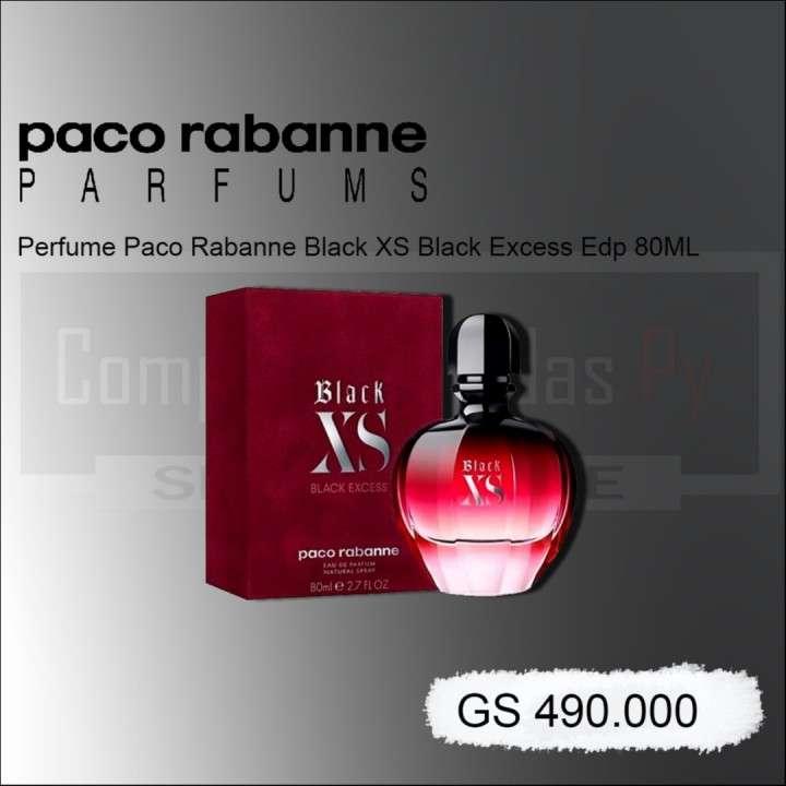 Perfume Paco Rabanne Black XS Black Excess Edp 80ml - 0