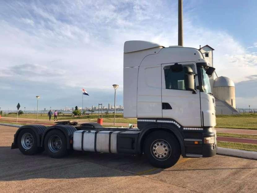 Tracto Camión Scania R440 2009 - 3