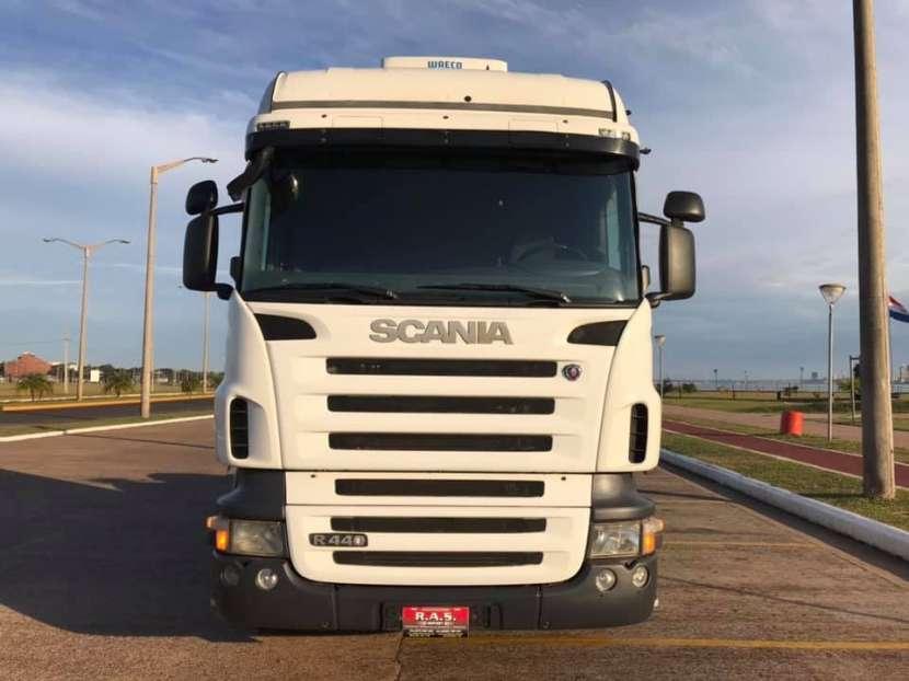 Tracto Camión Scania R440 2009 - 0