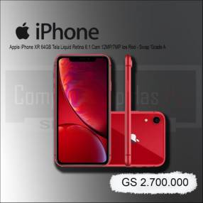 Apple iPhone XR 64gb grado A