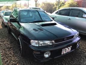Subaru Impreza WRX 1999 motor 2.0 turbo intercooler mecánico 4x4