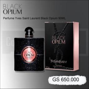 Perfume Yves Saint Laurent Black Opium 90ml