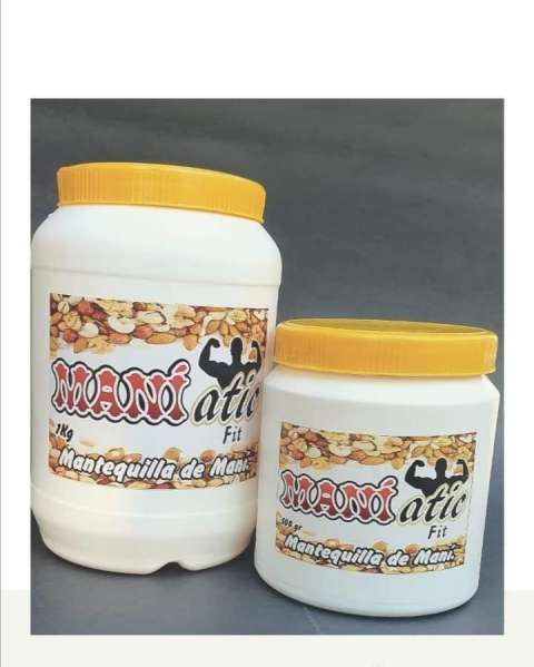 Mantequilla de maní - 0