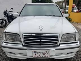 Mercedes Benz C250 1999 motor 2.5 turbo diésel automático