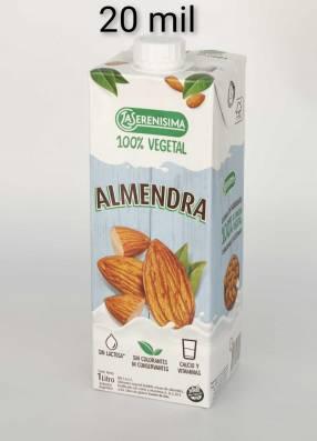 Leche de almendra La Serenísima 1 litro