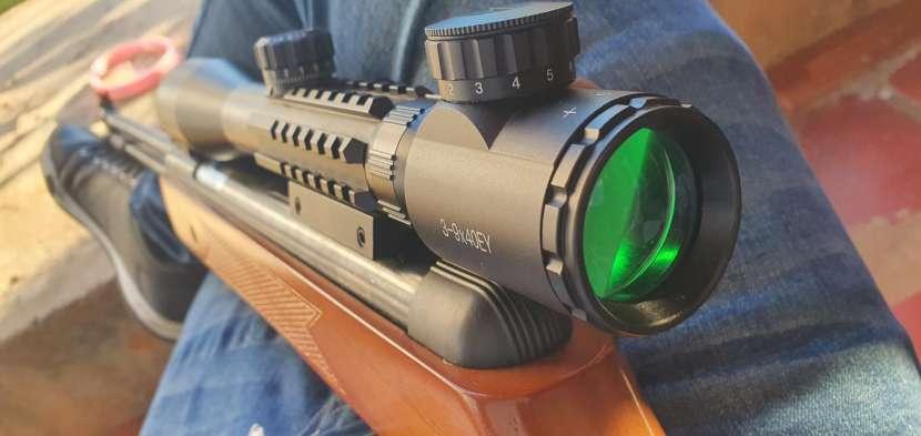 Rifle de aire comprimido - 1