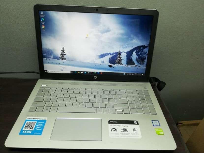 Notebook HP Pavilion 15-cc178cl - 0