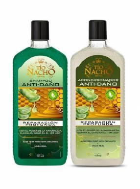 Shampoo & enjuague