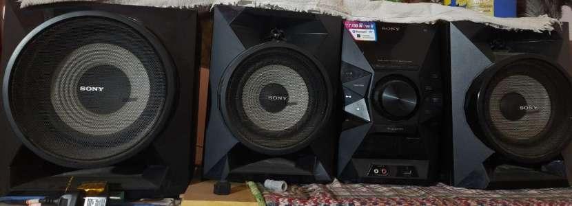 Equipo de sonido Sony 7.700 watts - 0