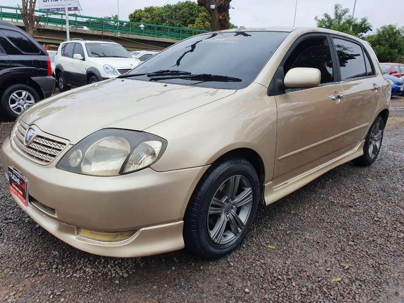 Toyota Allex 2002 - 0