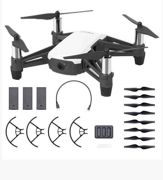 Drone DJI Tello Boost Combo - 1