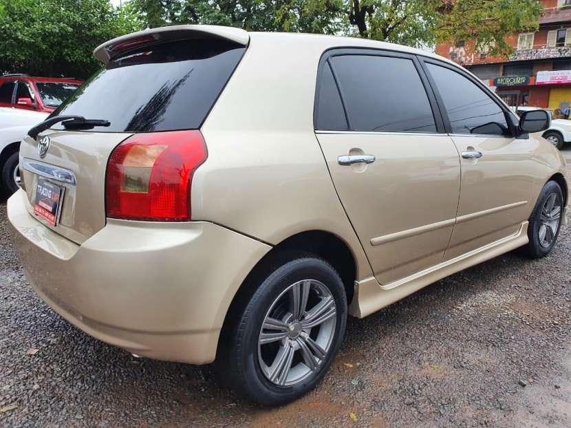 Toyota Allex 2002 - 1