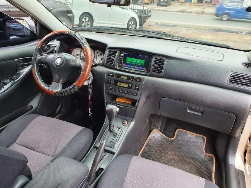 Toyota Allex 2002 - 2
