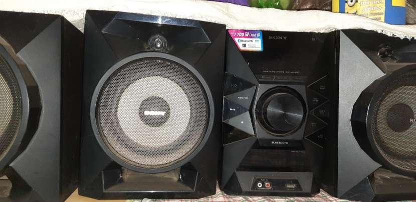 Equipo de sonido Sony 7.700 watts - 3