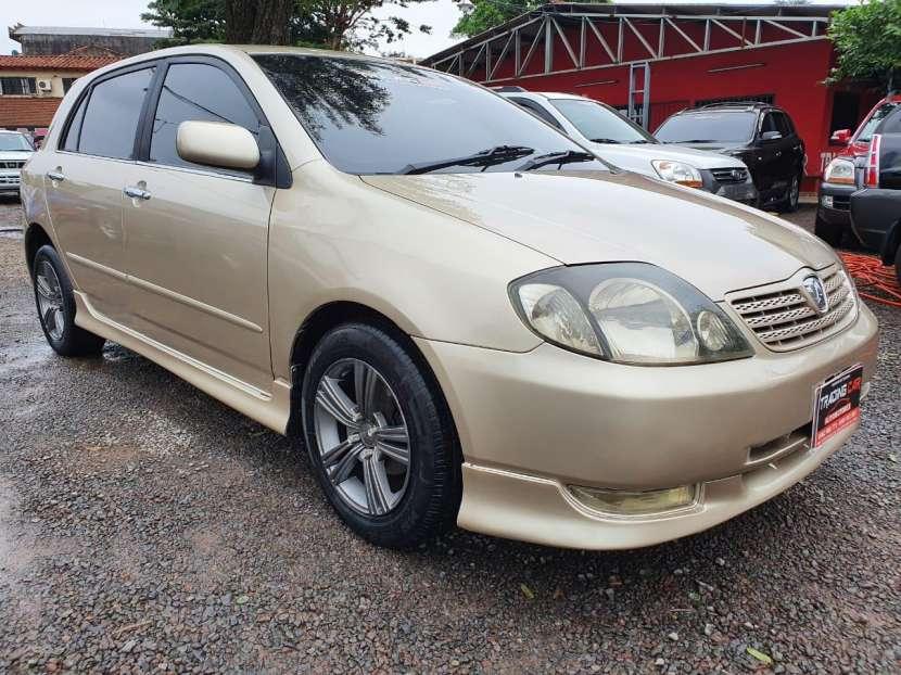 Toyota Allex 2002 - 4