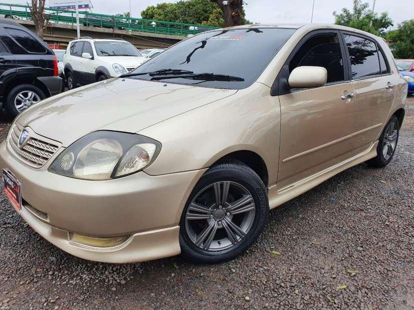 Toyota Allex 2002 - 5
