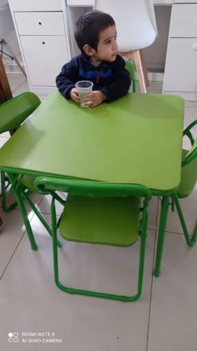 Juego de comedor infantil 3990