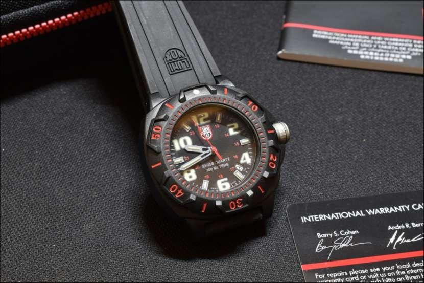 Reloj Luminox A.0215.SL de 43 mm - 2