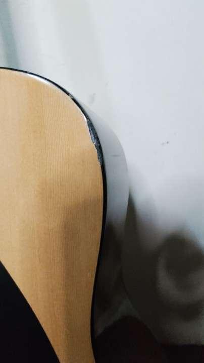 Guitarra Acústica con Microfono Yamaha FX310A II - 7