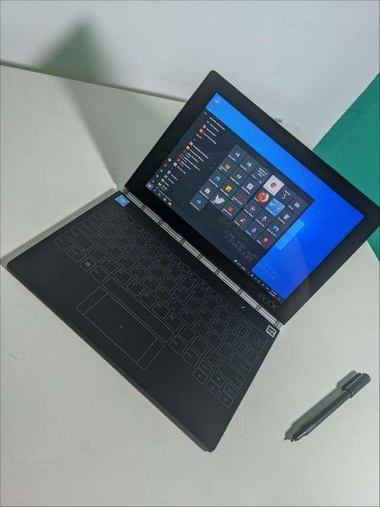 Notebook Lenovo Yoga Book TouchScreen 360 Grados!!! - 7