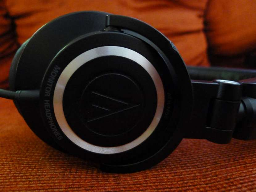 Auricular Audio-Technica ATH-M50 monitor de estudio - 1