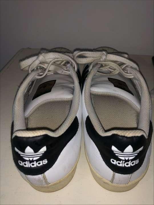 Calzado Adidas Super Star Original calce 38 - 0