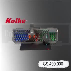 Kit gamer Kolke Ares KGK-458 4x1