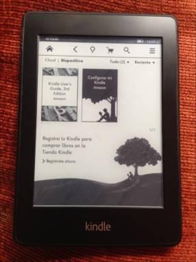 Kindle Paperwhite Amazon 6ta generación