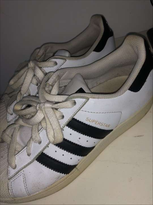 Calzado Adidas Super Star Original calce 38 - 1